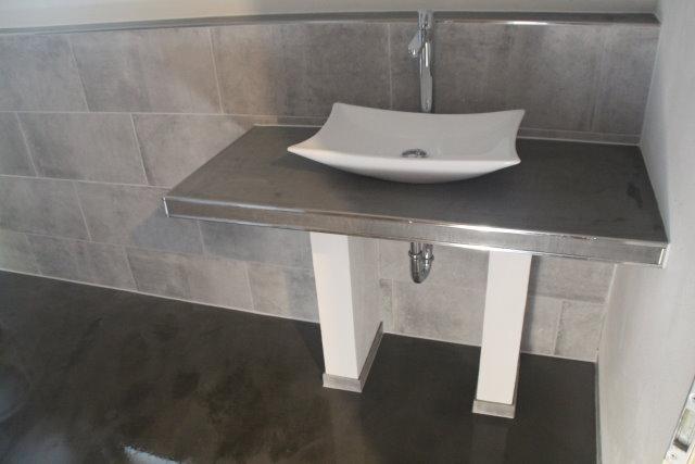 Toilet Beton Cire : Beton ciré perideen gesund wohnen und leben